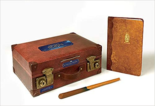 Fantastic Beasts: The Magizoologist's Discovery Case: The Magizoologist's Discovery Case