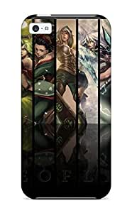 TYH - K4 Premium Protection League Of Legends Case Cover For Iphone 4/4s- Retail Packaging phone case