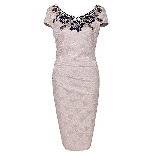 Kleid knielang buro
