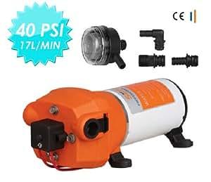 Amazon.com : Seaflo 12V WATER PRESSURE DIAPHRAGM PUMP 4