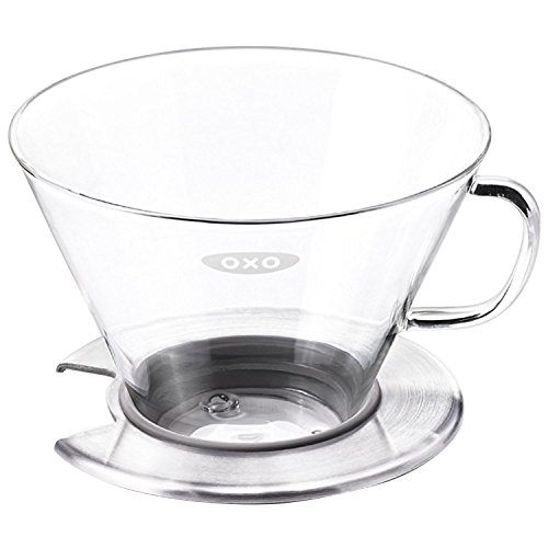 OXO Good Grips Glass Pour-Over Coffee Dripper by OXO