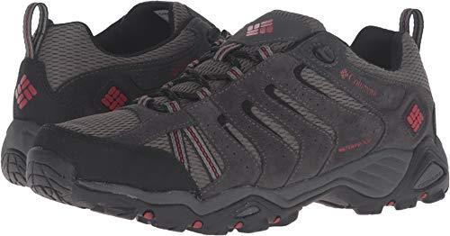 Plains II Waterproof Hiking Shoe, City Grey, Rocket, 7 D US ()