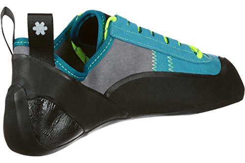 Azul Escalada Qc Pillars Zapatillas Rock De Unisex Verde Strike f0vqnwO