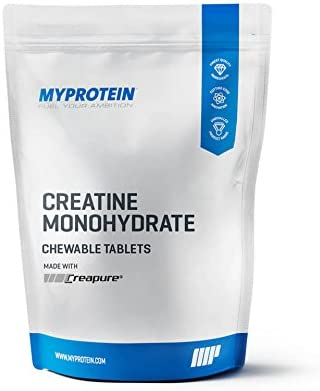MyProtein Monohydrate Creapure Tablets Creatina, Sabor Limón - 90 Tabletas