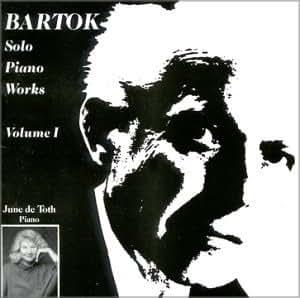 Vol. 1-Bartok Solo Piano Works