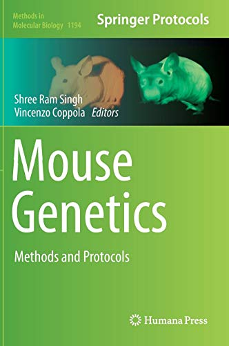 Mouse Genetics: Methods and Protocols (Methods in Molecular Biology)