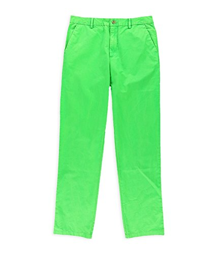 RALPH LAUREN Boys Neon Green Casual Carpenter Pants neongreen XL - Big Kids (8-20)