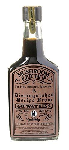 Geo Watkins Mushroom Ketchup 190ml