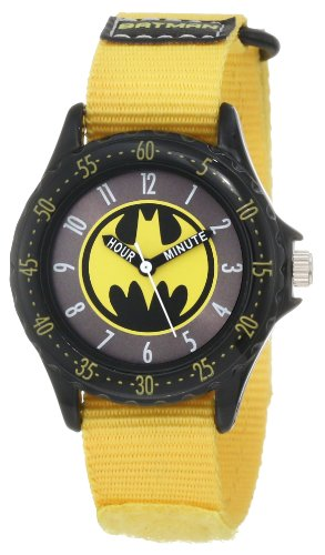 Batman Kids' BAT5040 Batman Time Teacher Watch with for sale  Delivered anywhere in USA