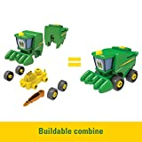 TOMY John Deere Build-A-Johnny Tractor Toy