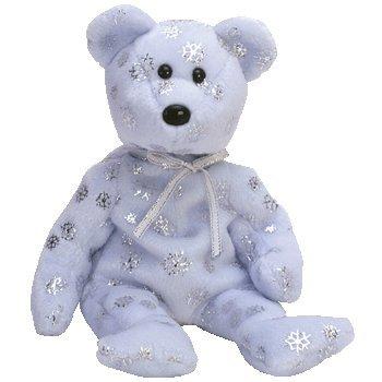 Amazon.com  Ty Beanie Babies - Flaky the Bear  Toys   Games 9d47257647f