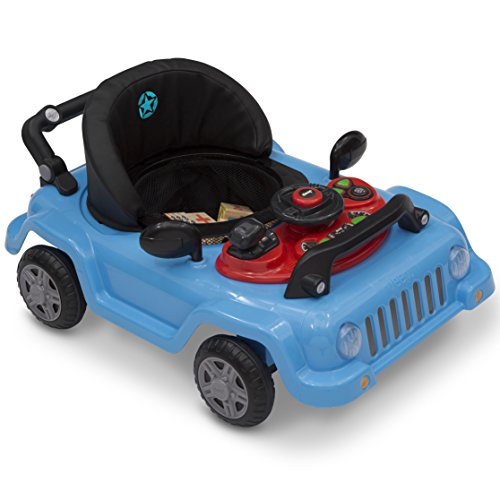 Jeep Classic Wrangler 3 In 1 A Countivity Walker All Natural New Born