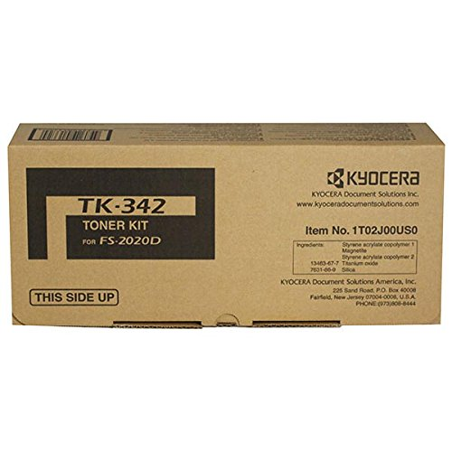 (Kyocera TK342 TK342 Toner/Drum Black 2020d)
