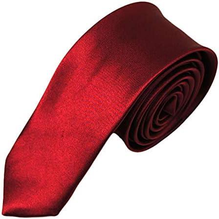 145 x 5 cm 145cm*5cm Abschluss-Accessoire Krawatte Business Hochzeit handgefertigt Smoking-Kleid Blue-1 Namgiy Krawatte aus Polyester f/ür Herren