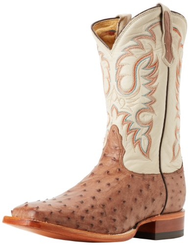 Nocona Boots Men's MD6505 Boot - Mink Vintage Full Quill ...