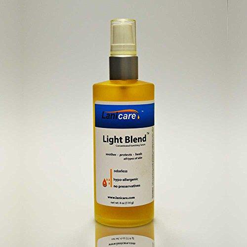 Lanolin Spray Lanicare Light Blend Vanishing Serum 4 Oz