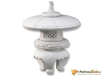 lanterne japonaise en granit maru yukimi fr cuisine