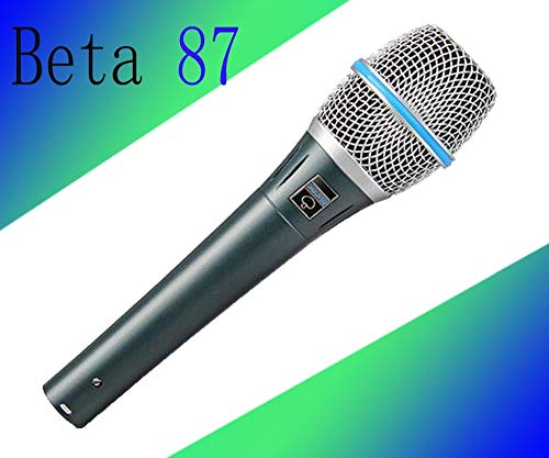 (HATCHMATIC !! Dynamic Capsule BETA87A !! Beta 87A Supercardioid Vocal Microphone With Amazing Sound !)
