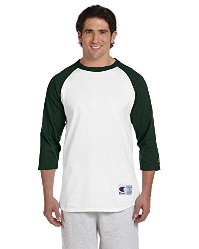 Champion Cotton Tagless Tee T-shirt - 4