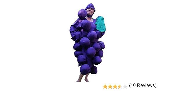 SY18 Racimo de uvas. Disfraz. Fiestas. Disfraces. Disfraz de ...