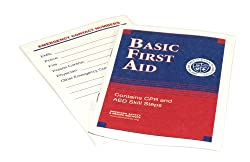 Pac-kit By First Aid Only 21-009 First Aid Booklet, Ansi 2009 Version