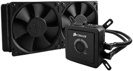 Corsair H100 - Sistema de refrigeración líquida para CPU: Amazon ...
