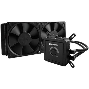 Corsair Hydro Series H100 Extreme Performance Liquid CPU Cooler (CWCH100)