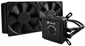 Corsair Hydro Series H100 Extreme Performance Liquid CPU Cooler (CWCH100)