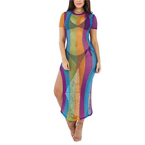 mesh beach dress - 3