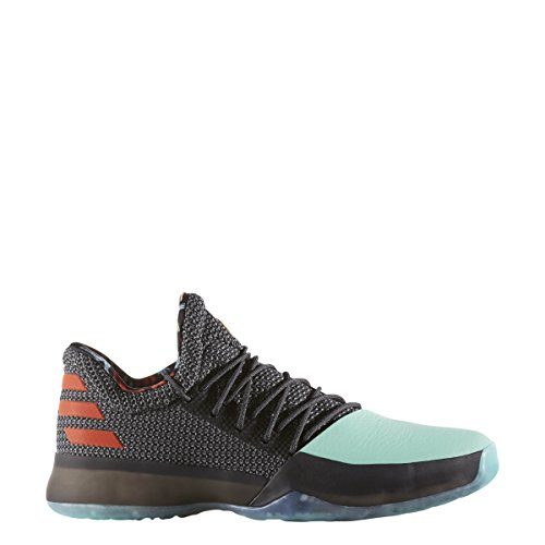 Adidas 1 Basketball - adidas Men's Harden Vol 1 Basketball Shoe Black/Green Size 12 M US