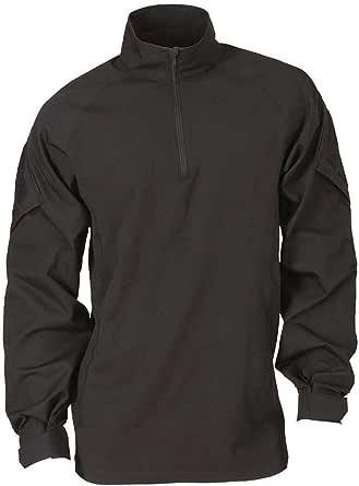 5.11 Shirt TDU Rapid Assault-Camisa de Manga Larga para Hombre, Camuflaje (Talla XL)