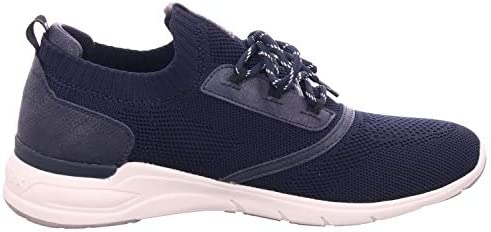 MUSTANG 4151-302-820 Men's Trainers Blue Size: 12.5 UK