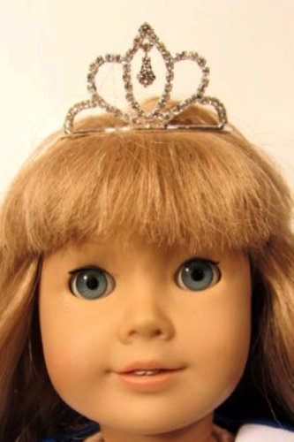 Tiara Crown For American Girl Doll and 18 Inch Dolls ~ Great for Elsa too !