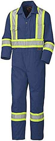 Pioneer V2020510-36 Men CSA Work Coverall - Easy Boot Access