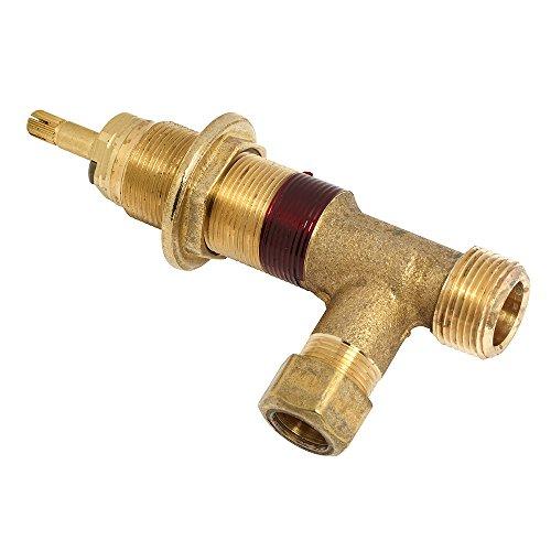 American Standard M950115-0070A SIDE VALVE,NUT,FERRULE,NUT (DECK) by American Standard