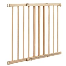 Evenflo 1050310 Top of Stair Extra Tall Gate, Wood