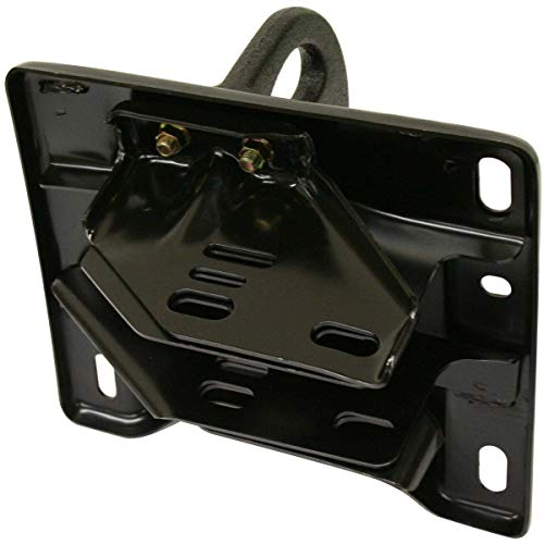 Price comparison product image New Front Diver Side Bumper Bracket For 2003-2018 Ram Series Steel,  With Tow Hook,  All Cab Types CH1066140 68196253AB