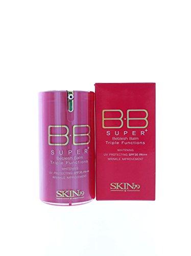 Skin79 Hot Pink Super Plus BB Cream 40g SPF30 pump (Triple Pet Skin Cream)