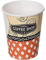 اكواب قهوة ورقية، 7 اونصه 10 اكواب