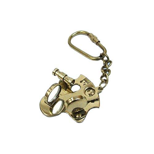 Brass-Sextant-Keychain-5
