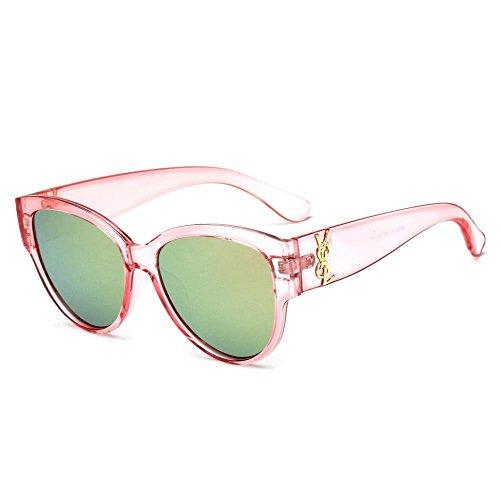 Moda Sol y De Europa creativos Axiba Color Retro de de Gafas de la Unidos Gafas G de de Hombres Sol los Deslumbrante de Regalos Estados 0dqd6Yw