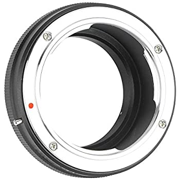 Serounder R-NEX Lens Adapter Ring for Leica R Mount Lens to for Sony NEX Mirrorless Camera Lens Converter