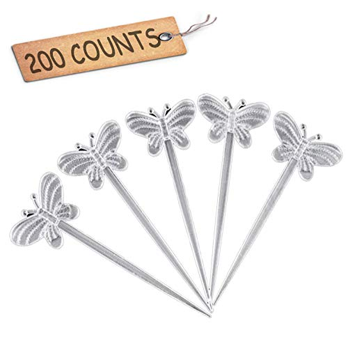 Comicfs Plastic Cocktail Picks 3.5