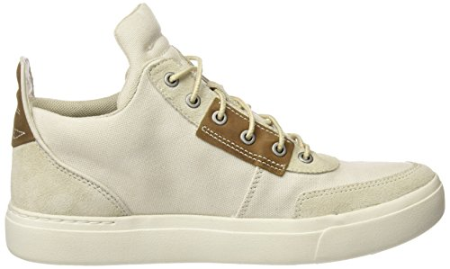 Canvas Day Beige Chukka Timberland Women's Chukkarainy Rainy Canvas Boots Amherst Washed Day Washed vUq7v