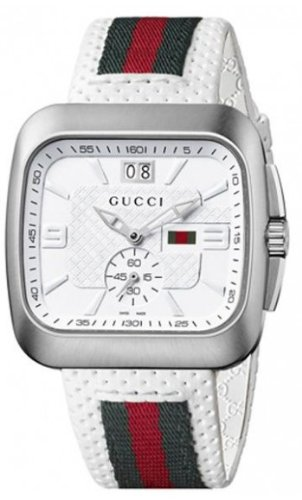 Gucci Coupe Large Mens Watch YA131303 by Gucci