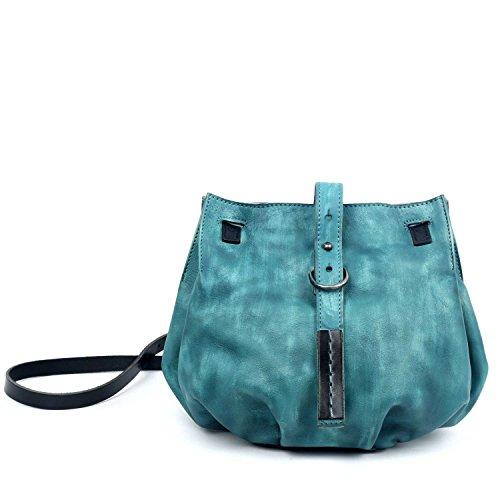 old-trend-leather-crossbody-long-grass-bag-aqua