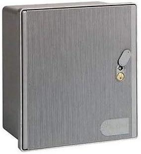 recipiente caja ENEL Trifásico CM 39 X 24 X 42 H nicho contador Clave y cerradura.: Amazon.es: Bricolaje y herramientas