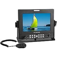 MustHD 7 Hyper-Brite 2200-nit High Brightness 1920x1200 4K Monitor HDMI Input/Loop-through (M703H)