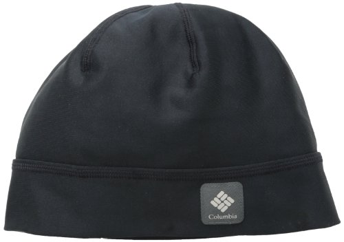Wool Columbia Hat - Columbia Women's Trail Summit Beanie, Black, Large/X-Large