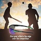 Rawlings Youth Sport Baseball Sunglasses